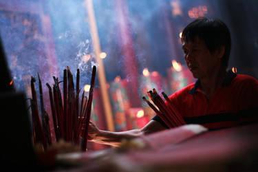 Incense II by pangerankucing