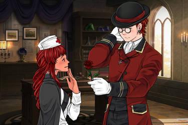 manga-creator-vampire 14 Lisa and Roy by katharine1218