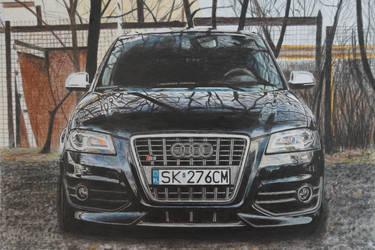 Audi S3 by AnnaWajandArt