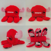 Baby Monstroctopus- Numby by loveandasandwich