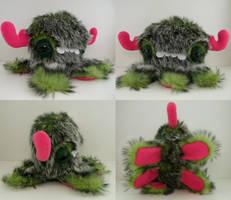 Baby Monstroctopus- Grumby by loveandasandwich