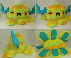 Baby Monstroctopus- Sherby by loveandasandwich