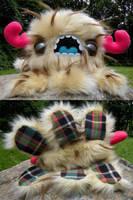 Custom Monstroctopus by loveandasandwich