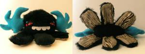 Newborn Monstroctopus- Black by loveandasandwich