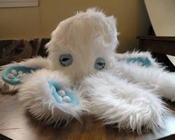 Large Arctic Monstroctopus by loveandasandwich