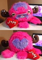 Love Monstroctopus by loveandasandwich