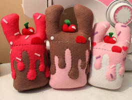 Ice Cream Bunnies by loveandasandwich