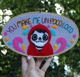 You make me un poco loco by loveandasandwich