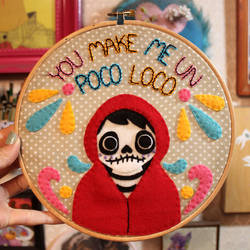 Miguel from Coco Hoop by loveandasandwich