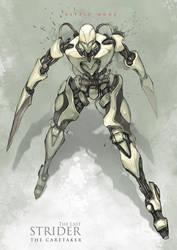 The Last Strider : Caretaker by bayanghitam