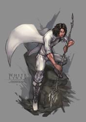 White Lynx by bayanghitam