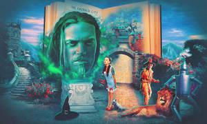Oz ~ Meeting The Wizard by aaTmaHira