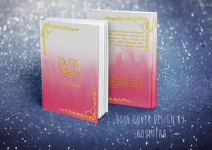 Published Romantic Novel Book Cover by aaTmaHira