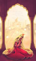 By The Taj by aaTmaHira