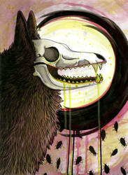 Pestilence by Zooshi