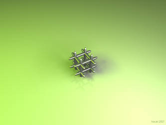 Green thingy by tasukisempai
