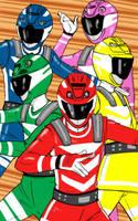 Kensetsu Sentai Kesseger by SantoKuma