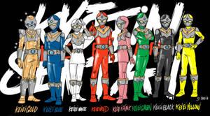 Edited-Requested : Sentinel Ranger by SantoKuma