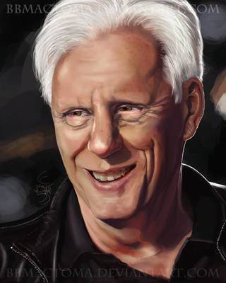 James Woods by BBMacToma