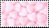 Heart Candies Stamp by King-Lulu-Deer-Pixel
