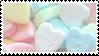 Heart Candies Stamp 2 by King-Lulu-Deer-Pixel