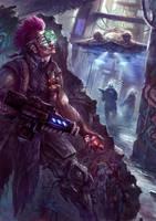 Cyberpunk by Gathen9