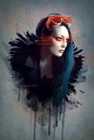 Ghost I by cunene