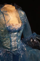 Plastic Ball Gown - 1 of 3 by TwistedTextiles