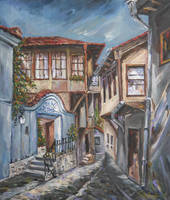 The Old Plovdiv by raysheaf
