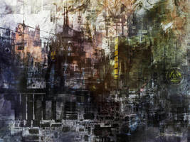 Ghost City by raysheaf