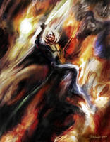 Warrior by raysheaf