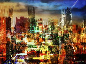 Megapolis by raysheaf