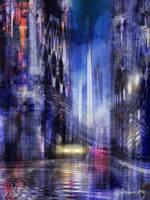 The City Rhythm III by raysheaf