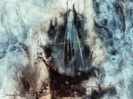 Sound of Silence V by raysheaf