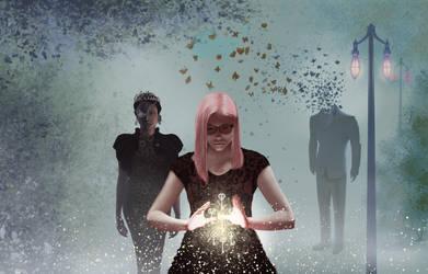 The Magicians by Divya-kumar-singh
