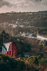 The Laxey Wheel by Gilly71