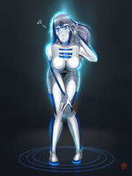 The droid you're looking for by digitalart69