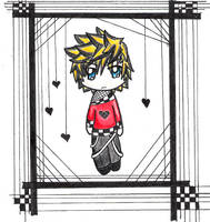',,Roxas Can Be Punk Too,,' by RoxyOblivion