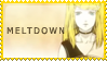 MELTDOWN :stamp: by RoxyOblivion