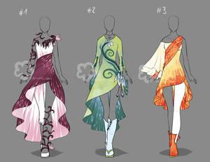 Clothing Fantasy Dresses For Limelight Art Animations