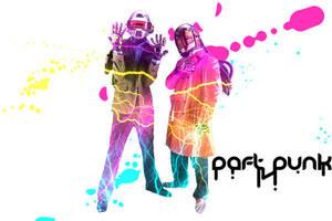 Daft Punk: PRIMETIME by mediaATTAK