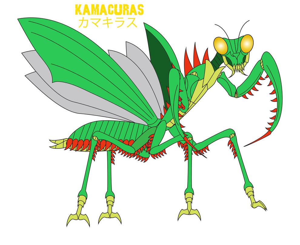 Godzilla Kamacuras Wwwtollebildcom