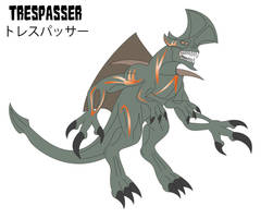 The Pacific Rim - TRESPASSER by Daizua123
