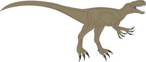 Prehistoric World - Eustreptospondylus by Daizua123