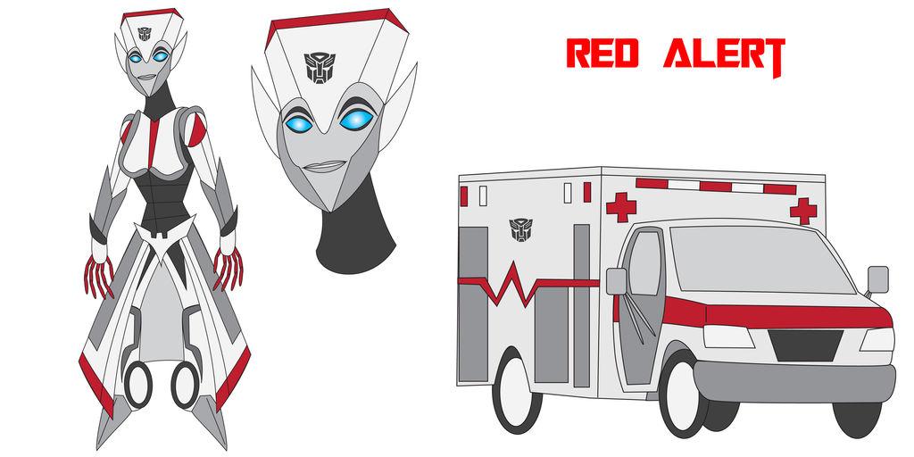 Transformers Neo Red Alert By Daizua123 On Deviantart