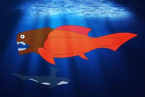 WWM - Armored Fish by Daizua123