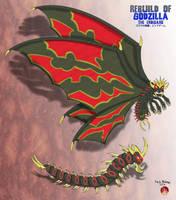 Rebuild of Endgame - BATTRA by Daizua123