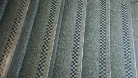 Checkered Steps by nitemice