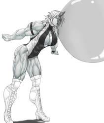 Yuugi for Narabedella by Higalack