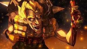 Overwatch: Junkrat, the last Laugh by Atenovx